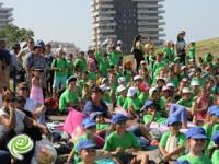 """כ-1,000 ילדי צהרוני המתנ""""סים בפרק אשדוד ים"""