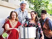 החמין של שבת – הצגה במרוקאית