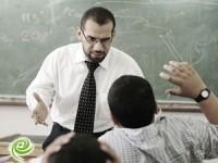 אב תקף מורה: ״קרא לבן שלי אפס״