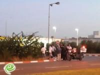 תאונה עם נפגעים בשד׳ בני ברית