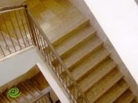 """440 אלף ש""""ח פיצוי לתלמיד ישיבה שהחליק במדרגות הישיבה"""