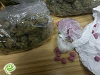 סמים מסוכנים בדירה באשדוד