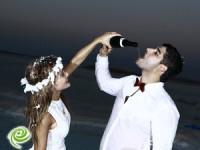 רון ארמייב, מנהל האירועים של בית האופרה מתחתן