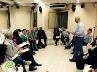 הציבור מגיב בחיוב למפגשי תכנית המתאר