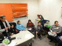 פרלמנט הילדיםמתכננים את אשדוד