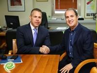 שר הפנים גלעד ארדן ביקר באשדוד