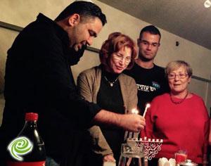 יעל גרמן פתחה את קמפיין אשדוד