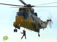 חילוץ מהסרטים מול חופי אשדוד – וידאו