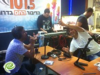 ליאור מיארה מתארח אצל מינו בר ברדיו דרום 101.5