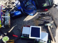 חשד: תושבי אשקלון נעצרו בדרכם לפרוץ באשדוד