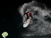 אליפות אשדוד, גלישת לילה במים קרים