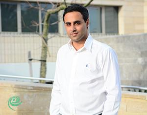 """עו""""ד אלעד דנוך יתמודד למחוז דרום בלשכת עורכי הדין"""