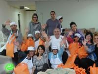 מבשלים מהלב – פעילות מעורבות בקהילה