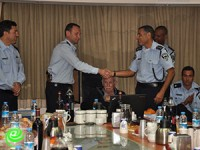 הוקרה והערכה לשוטרי מרחב לכיש