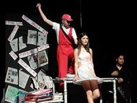 מקיף ד': בחינת הבגרות בתיאטרון
