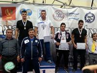 אליפות ישראל לנוער 2015 בהאבקות