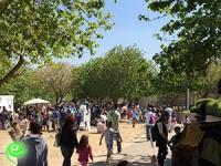 החלו אירועי האביב בפארק לכיש