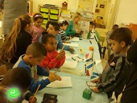 ספריית פיג'מה של ילדי הגנים