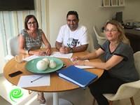 הרשות העירונית למאבק בהתמכרויות בשת״פ עם שולחן עגול אשדוד