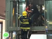 תקועים במעלית בביג פאשן