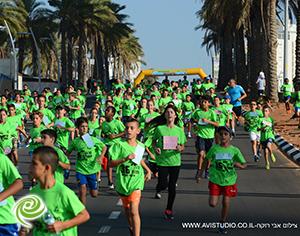 למרות המצב המתוח,כ-4500 השתתפו במרוץ אשדוד ה-36