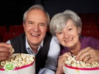 כל השנה זוג כרטיסים לקולנוע ב-10 ₪ לעשרות אלפי גמלאים!