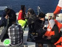 """אשדודים הצילו פליטים סורים מטביעה: """"הם נישקו אותנו"""""""