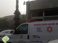 צעיר נדקר במהלך קטטה ברחוב הבנאים באשדוד