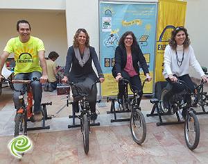 מה משותף לשמש ולדוושות אופניים?