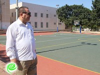 פרוייקט הקמת מגרשים בבתי ספר
