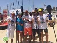 4 אשדודים במקומות הראשונים בפסטיבל Sail Tel Aviv