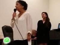 """זכרון בסלון בויצו אשדוד- עם ד""""ר לאה קנטי ניצולת השואה"""