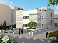 מרכז רפואי ענק של מאוחדת ברובע ז'
