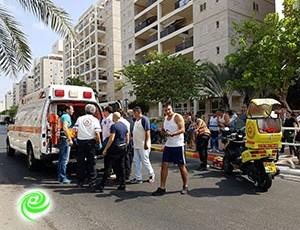 בת 16 נפגעה בתאונת דרכים בתל חי