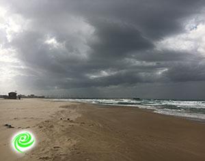 מטה סערה חורפית מיוחד הוקם באשדוד