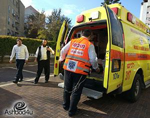 ניצלו חייו של ילד בן 4 בזכות ערנותו של צוות השיטור העירוני