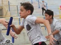 24 בתי״ס השתתפו באליפות אתלטיקה קלה באשדוד