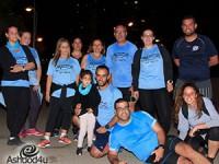 150 משתתפים בריצת 6 הק״מ לזכר 6 מיליון הנספים בשואה