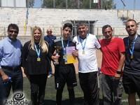 מקיף ג' מקום ראשון בכדורגל במחוז דרום