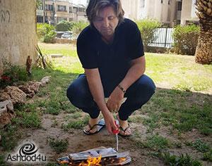 שמוליק דואק – מדליק אש דווקא… בשבת