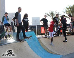 אשדוד מארחת בסקייט-פארק את אליפות ישראל