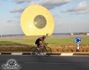 רשות הספורט מציגה: Tour d'Ashdod – סובב אשדוד באופניים