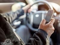 50 דו״חות על שימוש בטלפון סלולארי תוך כדי נהיגה