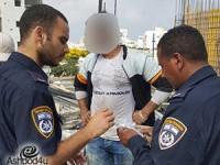 2 שוהים בלתי חוקיים נעצרו באשדוד
