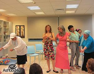 אשדוד מציגה: תיאטרון קהילתי