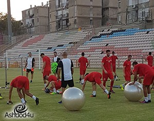 קל באימונים, קשה בקרב: ניצחון 2-0 למ.ס אשדוד במשחק האימון