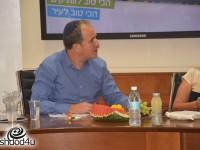 לסרי לחיפה כימיקלים: ״אשדוד אומרת לא לאמוניה״