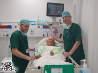 ד״ר אורי פרקש ערך את הניתוח הראשון בבי״ח אסותא אשדוד