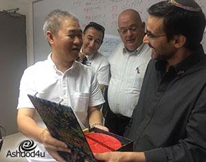 הנספח הסיני מחפש את המיזם הבא באשדוד
