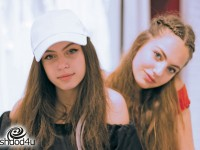 כוכבות הרשת עלמה וליה ציון מגיעות לאשדוד: